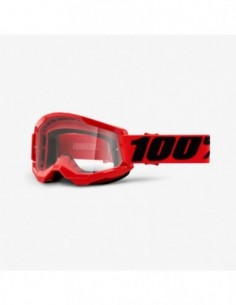 GOGLE 100% PROCENT STRATA 2 RED BLACK