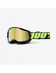 GOGLE 100% PROCENT STRATA 2 BLACK GOLD