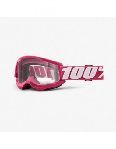 GOGLE 100% PROCENT STRATA 2 PINK