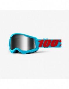 GOGLE 100% PROCENT STRATA 2 LIGHT BLUE