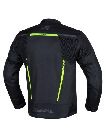tekstylna kurtka motocyklowa ozone delta