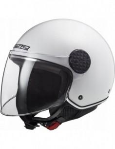 LS2 OF558 SPHERE WHITE KASK MOTOCYKLOWY