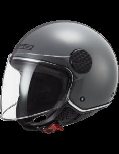 LS2 OF558 SPHERE NARDO GREY KASK MOTOCYKLOWY