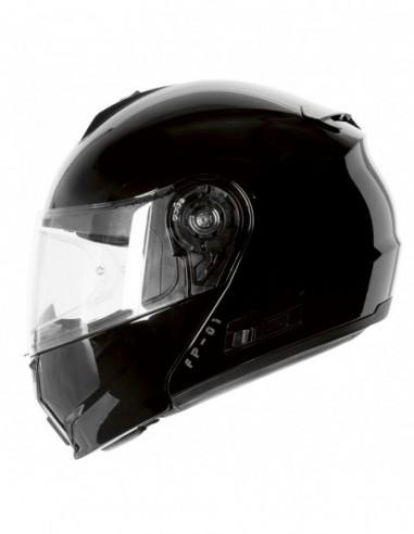 kask motocyklowy ozone flip up szczękowy