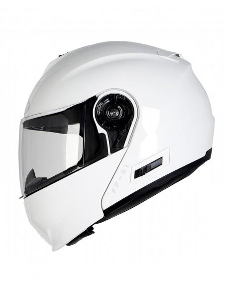 kask motocyklowy szczękowy ozone flip-up