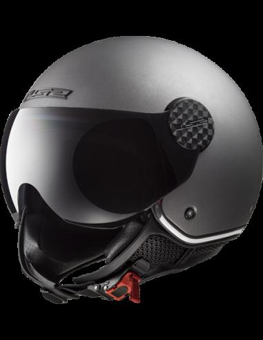 kask motocyklowy ls2 of558 otwarty