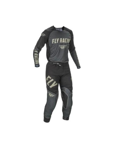 spodnie na crossa fly racing dst