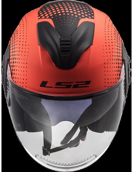 kask motocyklowy ls2 of570 otwarty