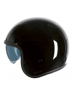 KASK OZONE OPEN FACE OP-01 BLACK