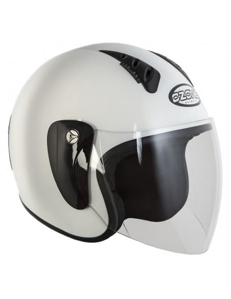 kask motocyklowy ozone otwarty