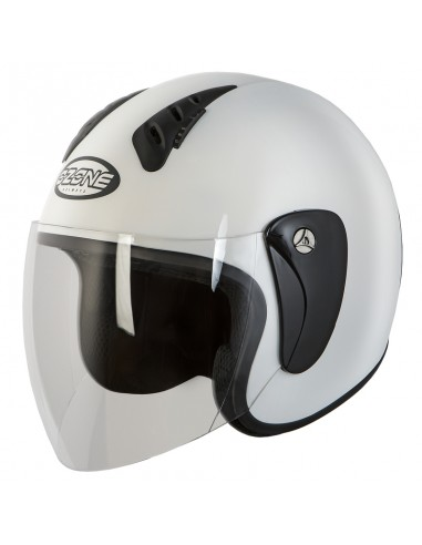 KASK OPEN FACE OZONE HY818 WHITE