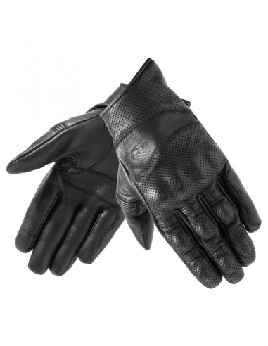 motocyklowe rękawice skórzane ozone