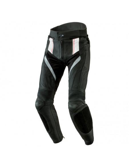 skórzane spodnie motocyklowe ozone