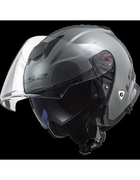 kask motocyklowy ls2 of521 otwarty