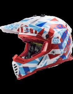 LS2 MX437 FUNKY KASK MOTOCYKLOWY