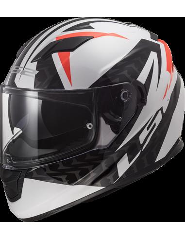 KASK MOTOCYKLOWY LS2 FF320 BLENDA STREAM