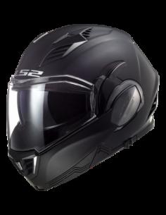LS2 FF900 VALIANT II MATT BLACK KASK