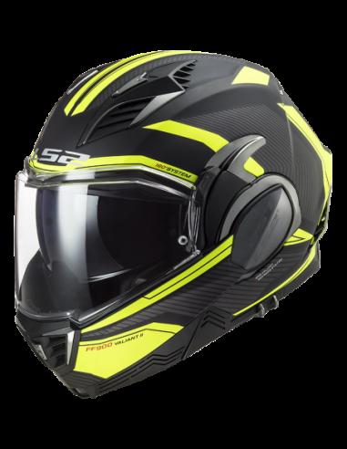 kask motocyklowy ls2 FF900 szczękowy