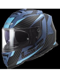 LS2 FF800 STORM RACER MAT KASK MOTOCYKLOWY