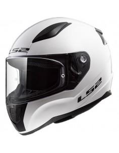 LS2 FF353 RAPID SOLID WHITE KASK MOTOCYKLOWY