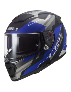 LS2 FF390 BREAKER BETA BLUE KASK MOTOCYKLOWY