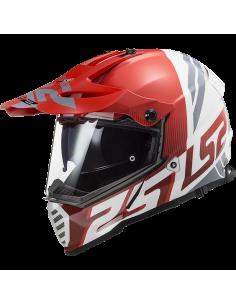 LS2 MX436 EVOLVE KASK MOTOCYKLOWY