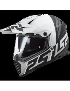 LS2 MX436 EVOLVE MAT KASK MOTOCYKLOWY