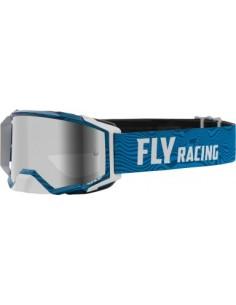 GOGLE MOTOCYKLOWE FLY RACING ZONE PRO BLUE