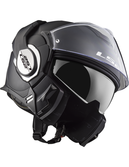 kask motocyklowy ls2 FF399 szczękowy
