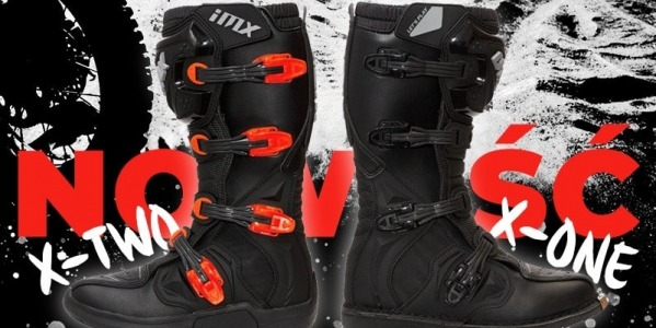 BUTY MOTOCROSSOWE IMX X-ONE I X-TWO. PERFEKCJA I TEMPERAMENT